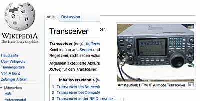 wikipedia-transceifer