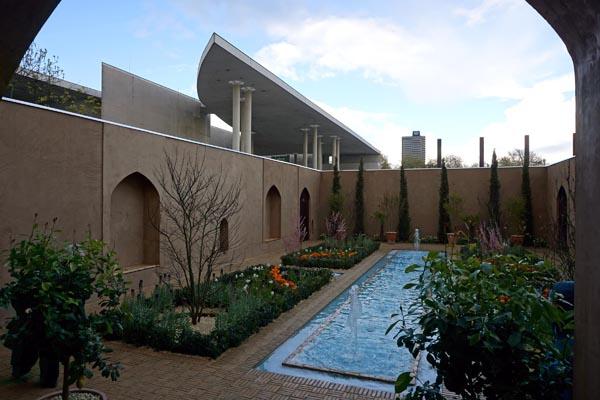 Bundeskunsthalle persischer Garten